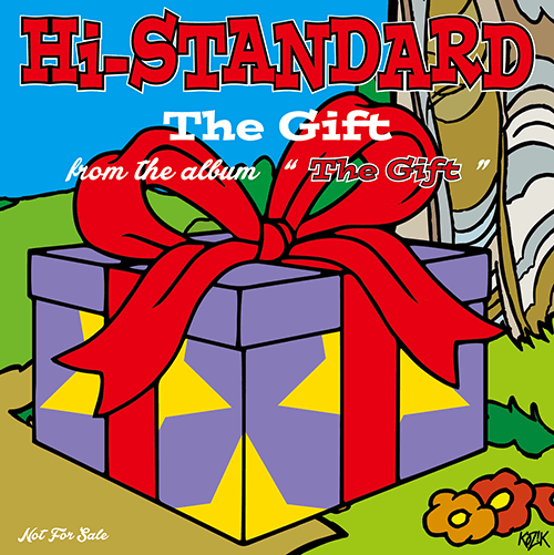 Hi standard the gift cdthe gift 1 negle Images